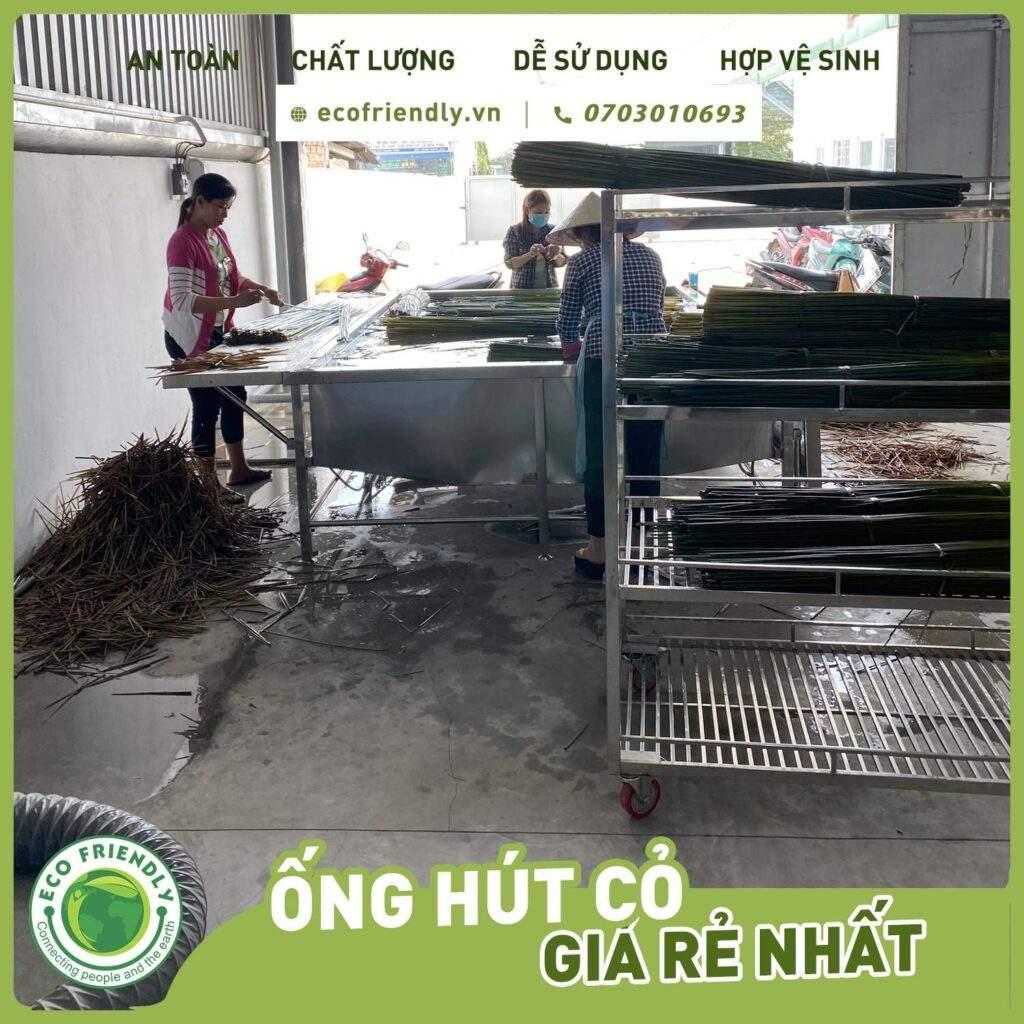 xưởng sản xuất ống hút cỏ bàng 0703010693