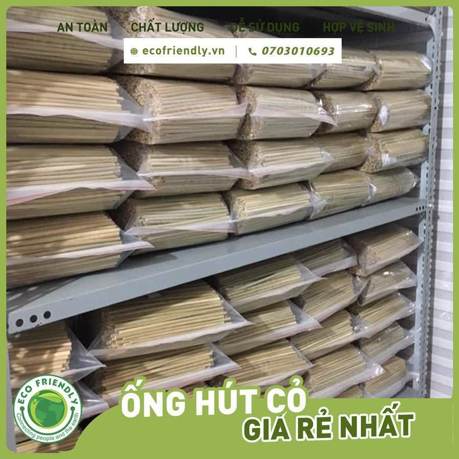 Nhược điểm của ống hút cỏ bàng - Bảo quản ống hút cỏ bàng Ảnh: Ecofriendly.vn +84703010693
